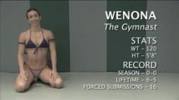 Wenona & Adrianna luttent nues!