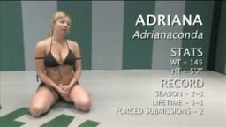 Anne Cruz & Adrianna luttent nues