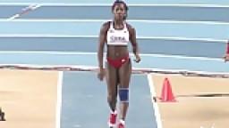 Yarisley Silva: Cul sexy cubain au saut à la perche olympique