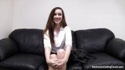 Audition anale avec une jeune anxieuse