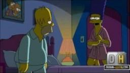 Porno Simpsons - Nuit de sexe