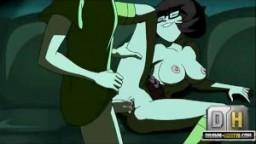 Porno Scooby-Doo Porn - Velma a envie de baiser