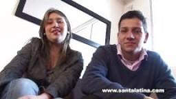 Amateur: couple latino