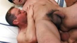 Alberto et Daniel ont du plaisir anal hd