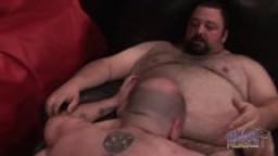 Orgie de gros poilus hd
