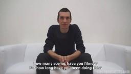 Casting d'un gay tchèque - David (3488) hd