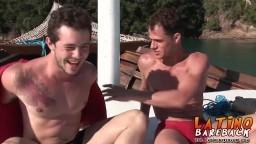 Les gays brésiliens ne perdent pas de temps pour passer à la baise hd