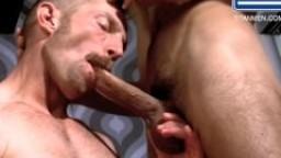 Les gays Eric Nero et Adam Herst hd