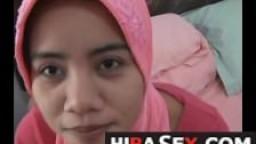 Vidéo faite maison d'une indonésienne