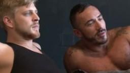 Alessio Romero et Logan Stevens - Scène 2 hd