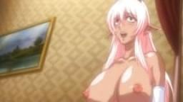 Animation japonaise elle se fait défoncer