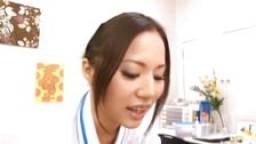 Infirmière à gros seins Ruri Saijo
