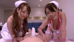 Hitomi Tanaka une infirmière à gros seins