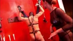 Extrême hardcore BDSM