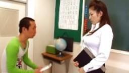 Meisa Hanai une belle prof japonaise