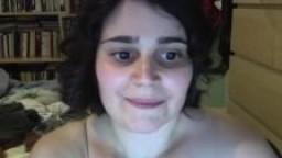 Une chaude BGF à la webcam