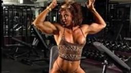 Carla Haug 04 - Femme Bodybuilder