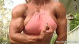 Lisa Cross 02 - Femme Bodybuilder