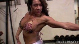 Rica 03 - Femme Bodybuilder