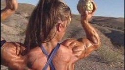 Carla Haug 01 - Femme Bodybuilder