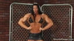 Angela Salvagno 12 - Femme Bodybuilder