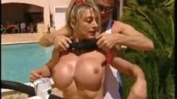 Francesca Petitjean 11 - Femme Bodybuilder