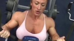 Heather Armbrust 01 - Femme Bodybuilder