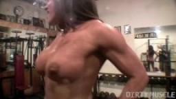 Rica 04 - Femme Bodybuilder