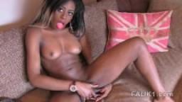Amateur - Black casting interracial