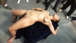 Bukkake - La princesse du sperme - Vidéo porno