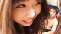 Gangbang de Shiraishi jeune asiatique japonaise