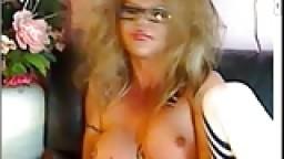 Shemale Canadienne à la Webcam