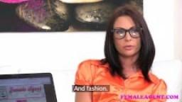 Casting parfait de lesbienne