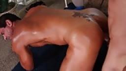 Un sportif sexy bien baisé - Jocks Alex et Tristan Jaxx - xxx hd
