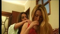 Vidéo vintage du Portugal entre une femme et son amante