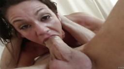 Gorge profonde extrême avec une espagnole après une grosse sodomie - Film x - #04
