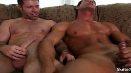Un sportif sexy bien baisé - Jocks Alex et Tristan Jaxx - Film x hd