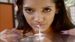 Compilation de filles avaleuses de sperme - Vidéo porno - #02