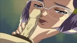 Il encule sa petite camarade de classe hentai après l'école - Film porno