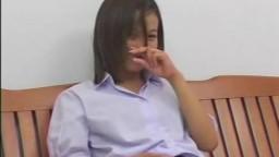 Une étudiante thaïlandaise timide pendant un casting porno - XXX