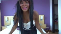 Cette femme noire latine a vraiment envie de sexe - Film porno hd 1080p - #02