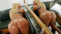 Une shemale qui a tout de gros, le cul et les seins - Vidéo porno hd #02