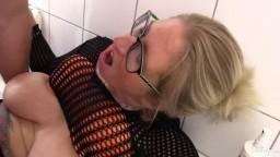 Une femme mûre allemande avec des gros seins naturels baisée par son conjoint - XXX HD 1080p - #02