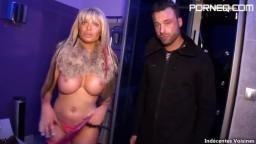 Un couple amateur avec une bimbo française - Vidéo porno - #02