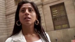 Cette jeune espagnole va accepter de niquer avec un inconnu - Vidéo x hd - #02