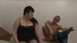 Il va donner un bon coup de bite à une grosse femme amatrice - Film x hd