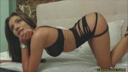 Une bulgare avec un cul parfait se masturbe à la webcam - Vidéo porno - #02