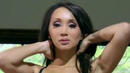 Katsuni la star du porno asiatique mi française et mi vietnamienne - Vidéo porno hd