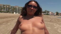 La touriste belge Misa Morgane baisée pendant ses vacances en Espagne - Vidéo porno hd
