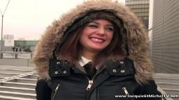 Angélique, bibliothécaire française de 23 ans sodomisée - Vidéo porno hd - #02